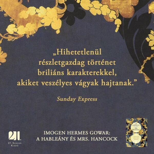 a-hableany-es-mrs-hancock-kult-konyvek-21-szazad-kiado