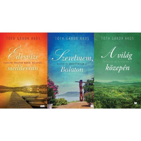 Édesvizi mediterrán - Balaton trilógia